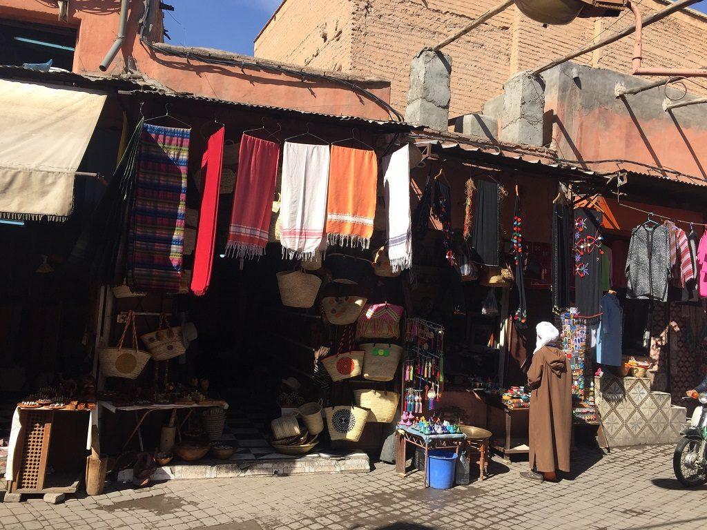 marrakech avec ma fille