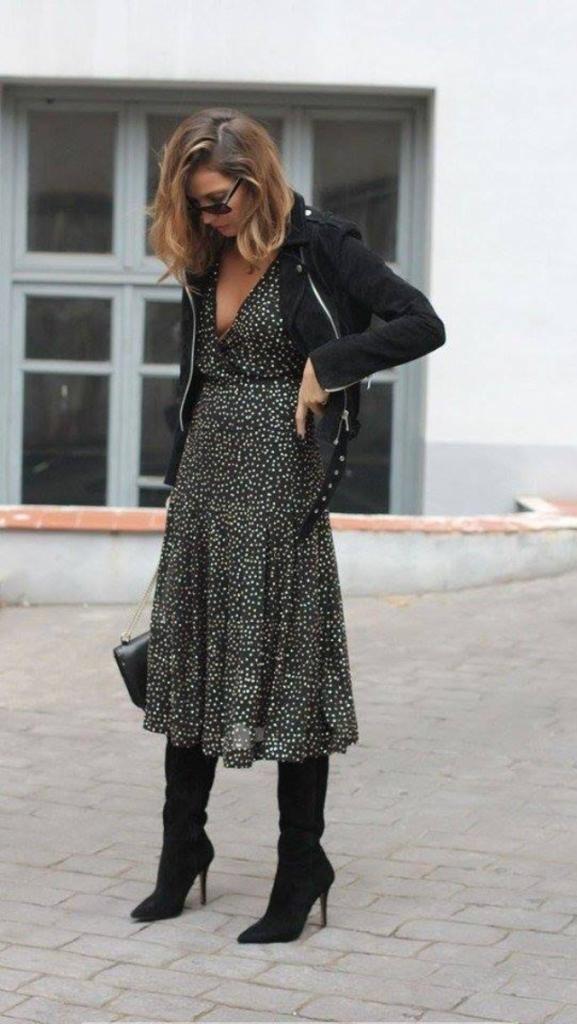 robe midi femme 50 ans