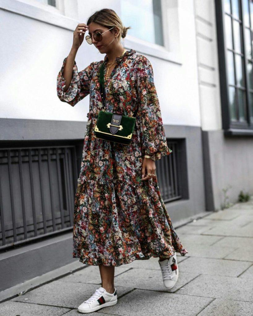 Comment Porter La Robe Longue A 50 Ans Blog Isabellebyisa