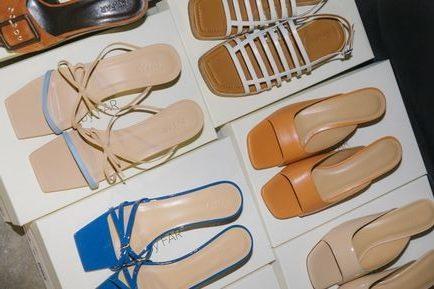 chaussures tendance printemps ete 2020