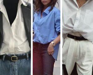 porter chemise homme