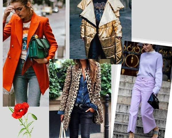 mode femme automne hiver 2021